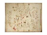 Aegean Sea, from Portolan Atlas Consisting of Six Charts Giclee Print by Plinio Nomellini