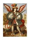 Warrior Angel Giclee Print