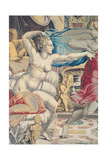 Stories of Joseph: Joseph Rejects Potiphar's Wife, 1549 Giclee Print