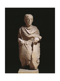 Statue of Gaul Soldier from Avignon, France Giclee Print