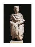 Roman Civilization, Statue of Gaul Soldier, from Avignon, France Giclee Print