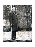 Jean Sibelius, Signed Photograph, 1935 Giclee Print