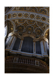 Italy, Rome, Church of St Louis of the French. Organ Merklin, 1880 Giclee Print