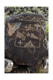 Petroglyph National Monument, Petroglyphs, New Mexico, USA Giclee Print