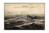 Compagnie De Navigation Paquet, Cnp, Dampfer Souirah Giclee Print