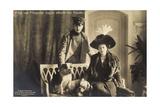Prinz U Prinzessin August Wilhelm Von P, Bulldoggen Giclee Print