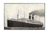 Red Star Line, Steamer S.S. Lapland Giclee Print