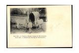 Voitures Et Boeufs a L'Usage Des Missionnaires, Bulloks, Carriage, Ochsen Giclee Print