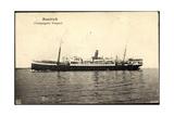 Compagnie De Navigation Paquet, Cnp, Souirah,Dampfer Giclee Print