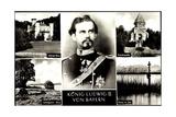 Bayern, König Ludwig II, Schloß Burg, Votivkapelle Giclee Print