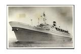 Foto Dampfer Statendam, Holland-America Line Giclee Print