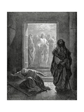 Parable of the Pharisee and the Publican Giclee Print