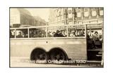 Foto Dresden, Rundfahrt, Reisebus, 1930, Passagiere Giclee Print