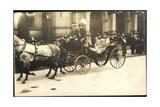 Foto Ernst August V Braunschweig, Kutsche, Pferde Giclee Print