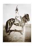 Eritrean Askari in Parade Uniform, Ethiopia Giclee Print