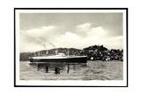 Hamburg, United States Lines, Dampfer Washington Giclee Print