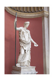 Statue of Hera, Second Century Ad, Vatican Museums, Rome, Italy Giclee Print
