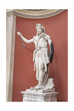 Statue of Juno Sospita, Second Century Ad, Vatican Museums, Rome, Italy Giclee Print