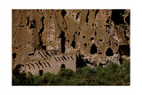 USA, Near Los Alamos, New Mexico, Bandelier National Monument Giclee Print