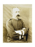 Portrait of General Carlo Di Lanza Di Busca Giclee Print