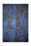 Rock Engraving, Rabati Malik Steppe, Uzbekistan Giclee Print