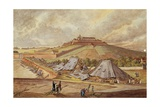 The Fortress of Spielberg, Czech Republic Giclee Print