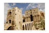 Syria, Aleppo, Citadel Giclee Print