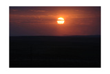 Sunset, Texas State, United States Giclee Print