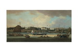 China, Canton, at Beginning of 1800s with Agencies for Foreign Companies Giclee Print