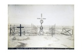 Eritrea, Otumlo Graveyard, Engineer's Monument Dedicated to Fallen of Battle of Dogali Giclee Print