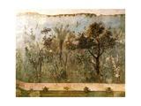 Fresco Depicting Garden, from Villa Di Livia Primaporta, Rome Giclee Print