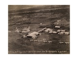 Italian Military Airport in Agordat Giclee Print