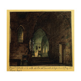 Spain, Barcelona, Convent of the Capuchins, Entrance to the Prior's Cell Giclee Print