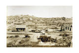 Eritrea, Saati, Railway Station and Fort North Giclee Print