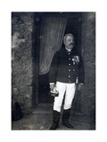 Portrait of Major Giuseppe Galliano, 1888 Giclee Print