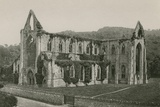 Tintern Abbey Photographic Print by  English Photographer