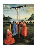 Crucifixion, Circa 1444 Giclee Print by Konrad Witz