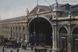 Smithfield Market Photographic Print by  English Photographer