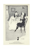 The Savoy Cafe Giclee Print