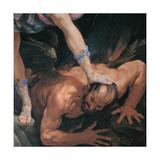 St Michael the Archangel, 1635 Giclée-Druck von Guido Reni