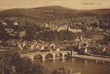 Heidelberg, Germany Photographic Print