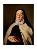 Portrait of a Nun Giclee Print by Carlo Cignani
