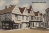 Wolsey's Birthplace, Ipswich Photographic Print by  English Photographer