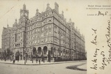 Great Central Railway Hotel, London Photographic Print
