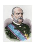 Juan Bautista Topete Y Carballo Giclee Print by Arturo Carretero y Sánchez