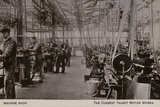 Machine Shop, Clement Talbot Motor Works, London Photographic Print