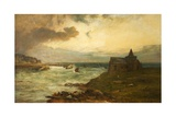 The Fisherman's Haven, St Monans, Fifeshire, 1872 Giclee Print by John MacWhirter