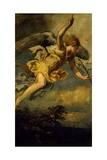 Announcing Angel, Ca 1552 Giclee Print by Andrea Schiavone