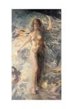 Dawn Giclee Print by Leon Henri Marie Frederic