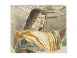 Halberd Man, Ca 1494 Giclee Print by Donato Bramante
